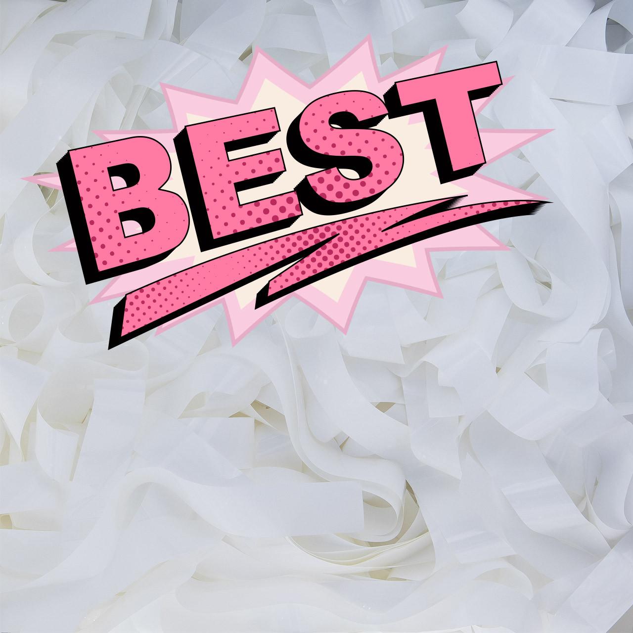 Бумага для Бумажного Шоу Белые Премиум
