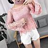 Летняя кружевная блуза 44-46 (в расцветках), фото 2