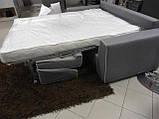 Італійський диван розкладний JACK матрац 160 см фабрика Felis, фото 6