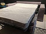 Італійський диван розкладний JACK матрац 160 см фабрика Felis, фото 9