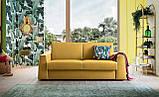 Італійський диван розкладний JACK матрац 160 см фабрика Felis, фото 4