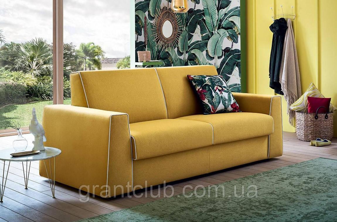 Італійський диван розкладний JACK матрац 160 см фабрика Felis