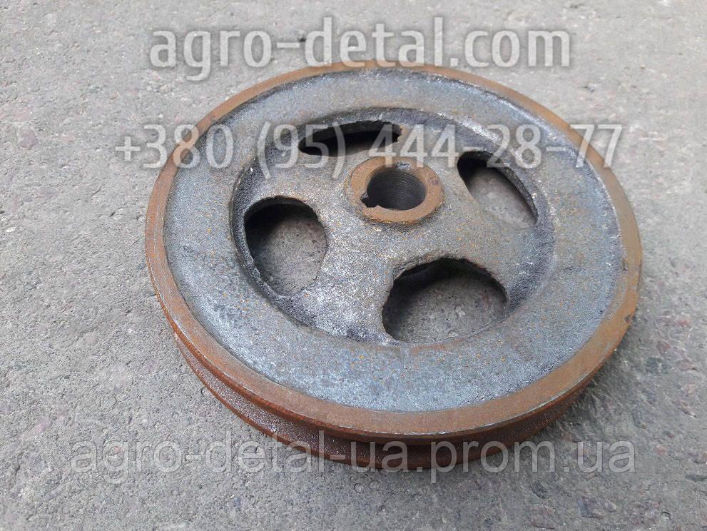 Шкив воздушного компрессора 60-29003 литой двигателя СМД 60 трактора Т150