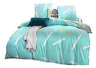 Комплект постельного белья Хлопковый Сатин NR C1251 Oulaiya 6912