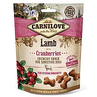 Лакомство Carnilove ягненок с клюквой (для пищеварения)