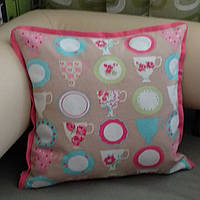 Подушка декоративная ручной работы, фото 1