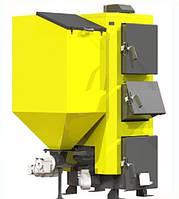 Автоматический пеллетный котел на твердом топливе Kronas Combi 22 (Кронас)