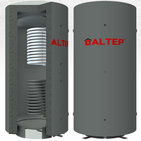 Аккумулятор тепла (буферная емкость) Altep TA1NZ 3000 с нижним теплообменником
