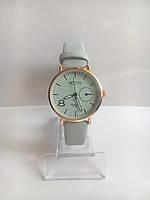 Женские наручные часы Bolun (Болун), золотисто-голубой цвет ( код: IBW218YL ), фото 1