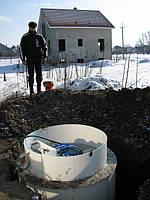 Биологическая очистка сточных вод «ОАЗИС», индивидуального использования