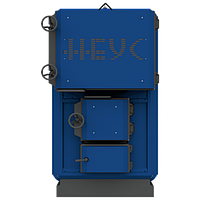 Жаротрубный промышленный твердотопливный котел длительного горения НЕУС-Т 100