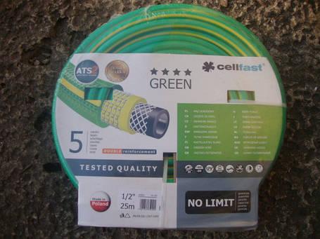 """Поливочный шланг Green ATS2™ (Cellfast) 25 м. 1/2"""", фото 2"""