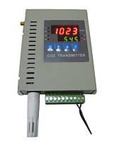 СО2 Монитор/термометр-контроллер Ezodo CTH-370