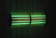 Цветотерапия, светодиодный светильник Saunia LED54