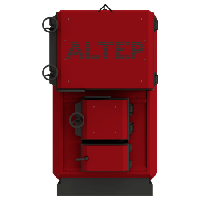 Промышленный отопительный котёл на твёрдом топливе Альтеп Макс (Altep MAX) 800 кВт