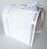 Свадебный набор, пудровый., фото 5