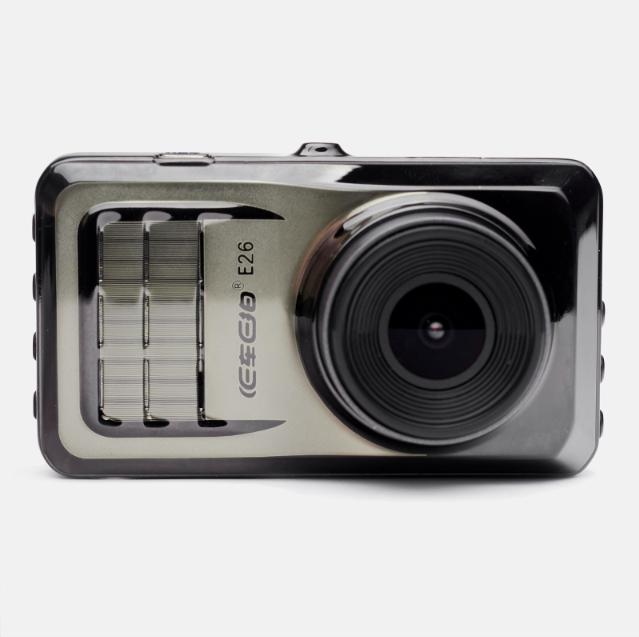 """Автомобильный видеорегистратор E26 3"""" 1080p регистратор с большим экраном"""