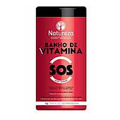Ботекс-восстановление волос NATUREZA SOS Banho de VITAMINA, 1 кг