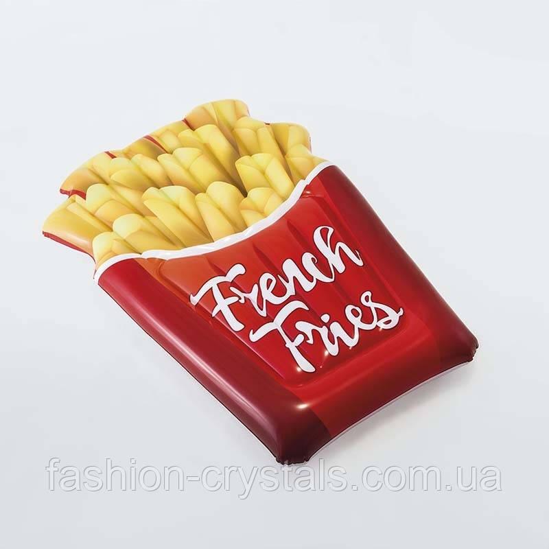 Надувной матрас картошка фри