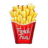 Надувной матрас картошка фри, фото 3