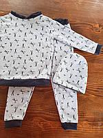 Пижама детская рост 110/116