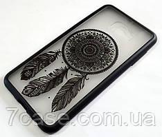 Чехол Yotoo пластиковый для Samsung Galaxy C5 c5000 / C5 Pro с рисунком ловец снов