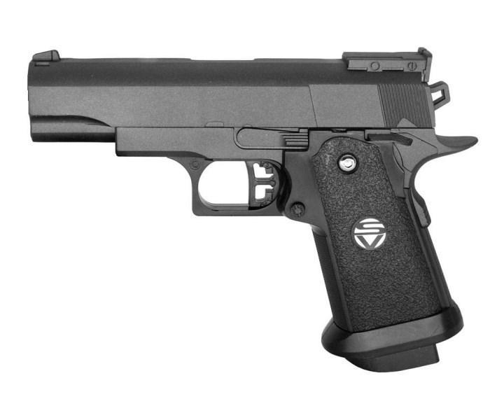 Страйкбольный пистолет Galaxy G10 (Colt 1911 mini)