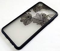 Чехол Yotoo пластиковый для Samsung Galaxy C5 c5000 / C5 Pro с рисунком цветы 5