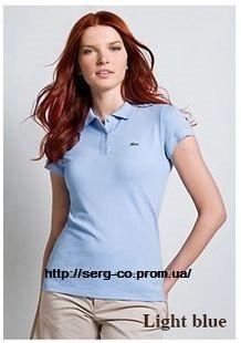 LACOSTE женские футболки поло купить в Украине лакоста поло женское