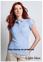 LACOSTE женские футболки поло купить в Украине лакоста поло женское, фото 1