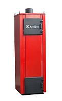 Универсальный котел на твердом топливе длительного горения Amica Time 60 (на дровах и угле)