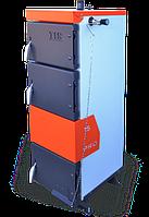 Универсальный котел на твердом топливе длительного горения Белкомин TIS PRO 20 - котлы на дровах и угле