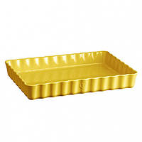 Форма для запекания Emile Henry Ovenware 34 x 24 см Желтая (906038)
