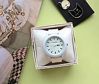 Женские наручные часы Lacoste (Лакост), белый цвет