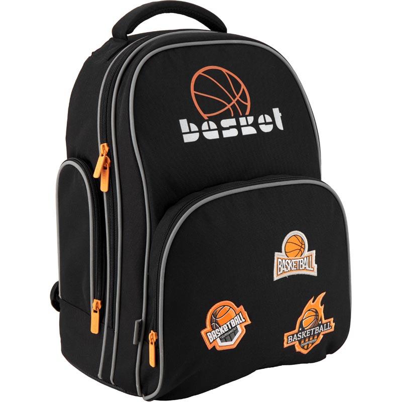 Рюкзак школьный Kite 705 Basketball K19-705S-2
