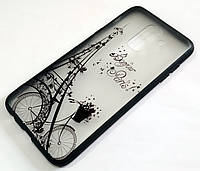 Чохол Yotoo пластиковий для Samsung Galaxy A6+ A605 2018 з малюнком Париж