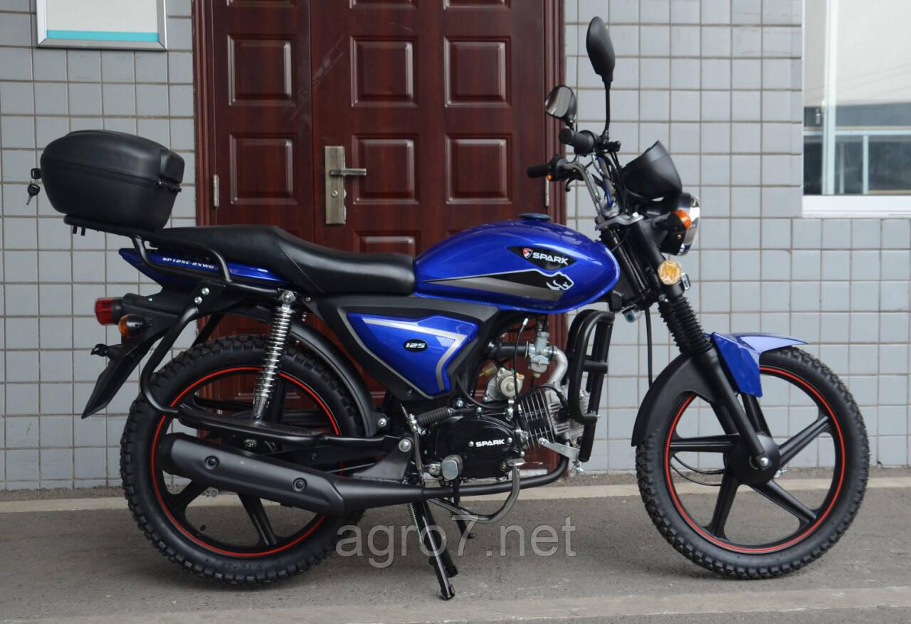 Мотоцикл с доставкой Spark SP125C-2XWQ