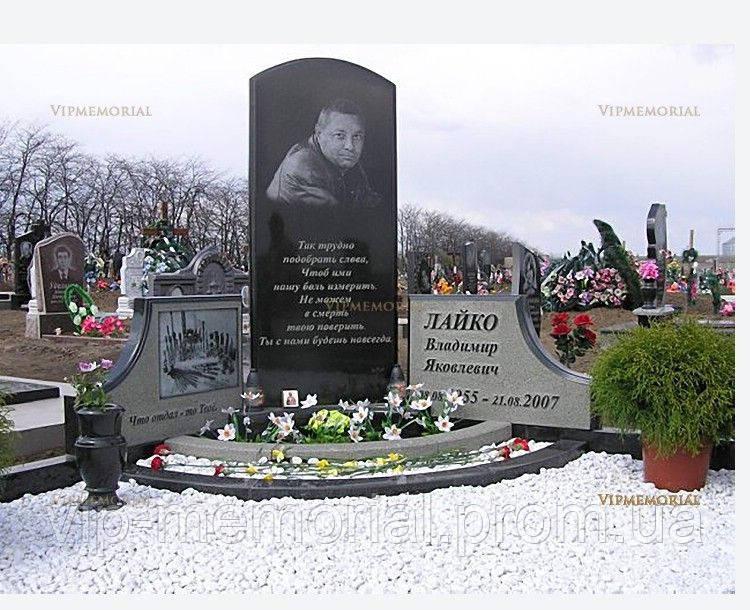 Памятник гранитный Г-637