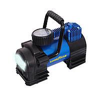 Компрессор Goodyear GY-35L LED 35л/мин. с фонарём, со съёмной ручкой, сумка для хранения