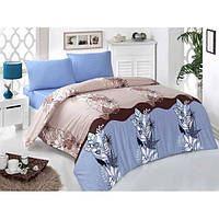 Двуспальное постельное бельё Zambak  12003-01 CB10