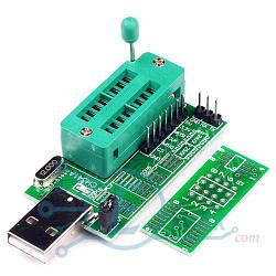 CH341A, USB программатор для 24xx, 25xx серии, BIOS Flash, EEPROM, SPI