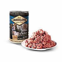 Консерва Carnilove Dog Salmon&Turkey