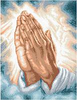 АМШ-001. Набір алмазної мозаїки Молитва.