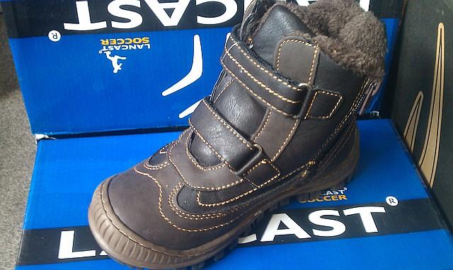 Детские зимние ботинки Super Gear Венгрия.