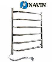 Полотенцесушитель электрический Блюз 480 х 600 Navin (без терморегулятора), фото 2