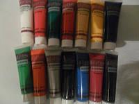 Набор акриловых красок Ez Flow для китайской росписи