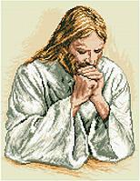 АМШ-002. Набір алмазної мозаїки Молитва Ісуса.