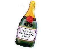 Фольгированный шар 901513 Шампанское