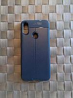 Чехол, бампер на телефон Xiaomi RedMi Note 7. Blue