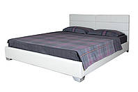Двуспальная кровать мягкая Джесика Melbi. Ліжко двоспальне м'яке